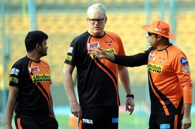 Tom Moody, VVS Laxman, Sunrisers Hyderabad, IPL 2017, India coach