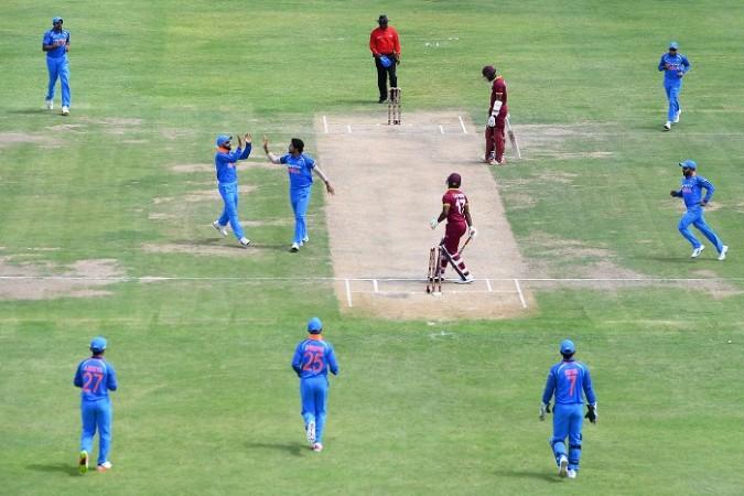 India, West Indies, Umesh Yadav, Virat Kohli, Evin Lewis