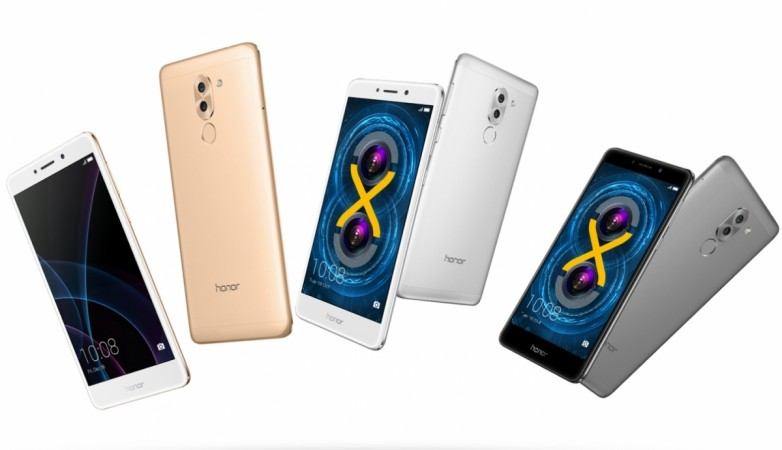 Huawei Honor 6X as seen on its official website