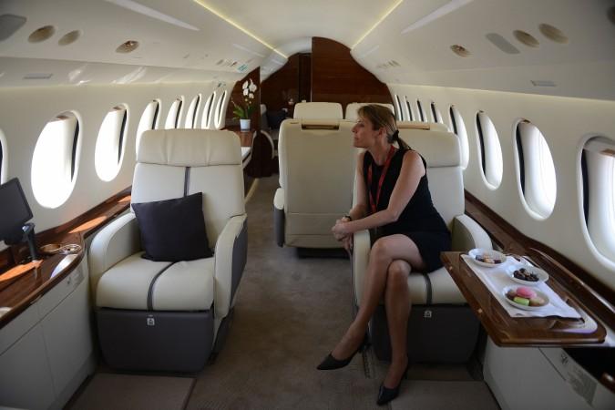 Falcon 2000 LX Business Jet