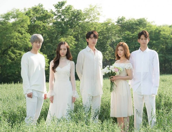 watch bride of the water god episode 6 live online