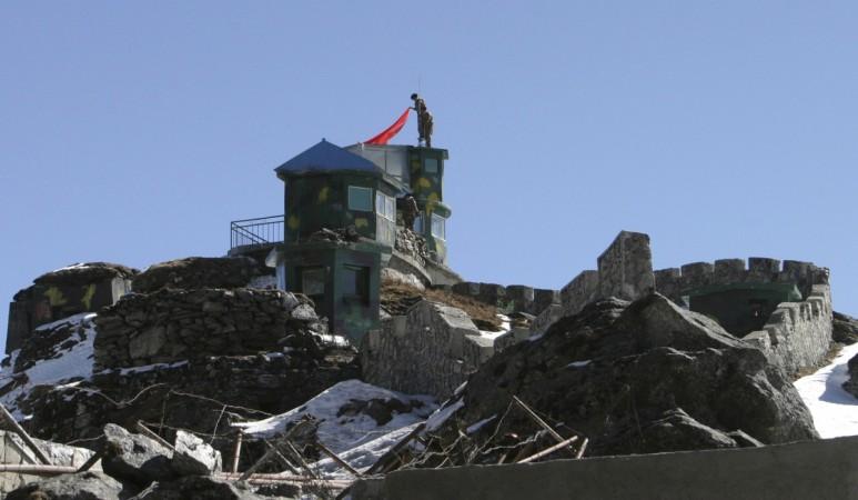 Sikkim India China