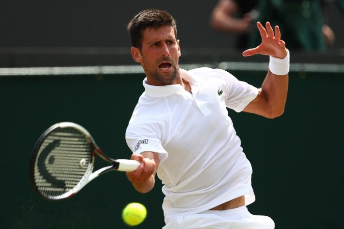 Novak Djokovic, Wimbledon, men's singles, Adam Pavlasek, second round
