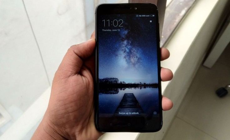 Xiaomi Redmi 4, review, design