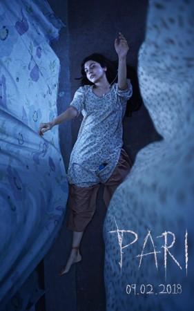 Anushka Sharma in Pari poster