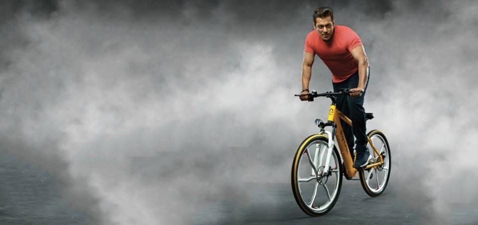 Salman Khan's Being Human, Being Human E-Cycle, Being Human E-Cycle sales