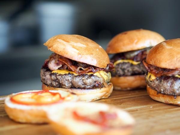 Chilli burger contest