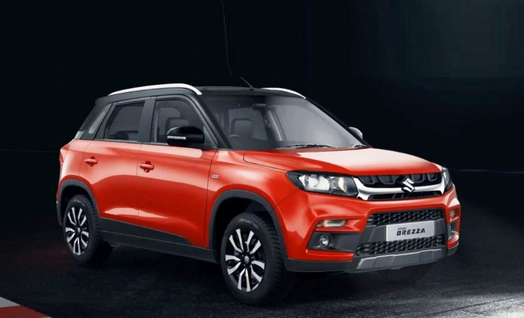 maruti suzuki vitara brezza likely to be launched with 1 0. Black Bedroom Furniture Sets. Home Design Ideas