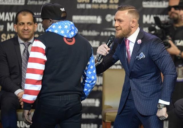 Conor McGregor, Mc Gregor vs Mayweather, Boxing