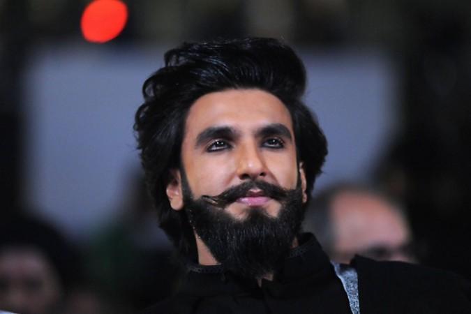 Ranveer Singh trims his mustache and beard Padmavati