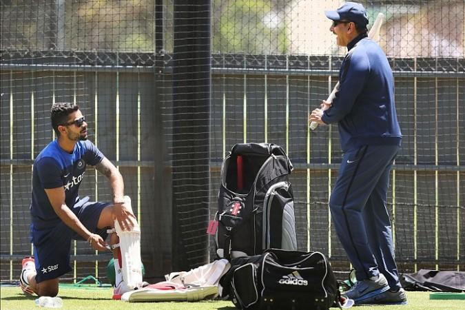 Virat Kohli, Ravi Shastri, India coach, Sourav Ganguly.