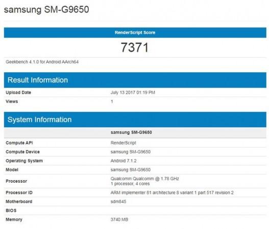 Samsung SM-G9650
