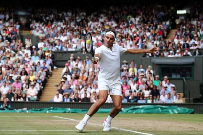 Roger Federer, Wimbledon 2017 final live, Roger Federer vs Marin Cilic
