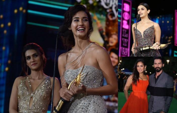 Celebs at IIFA Awards 2017