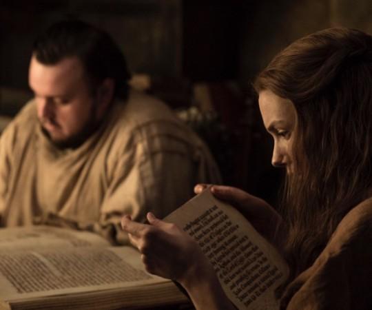 Samwell Tarly in Game of Thrones Season 7