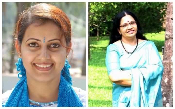 Anitha Nair, Bhagyalakshmi, Vinu
