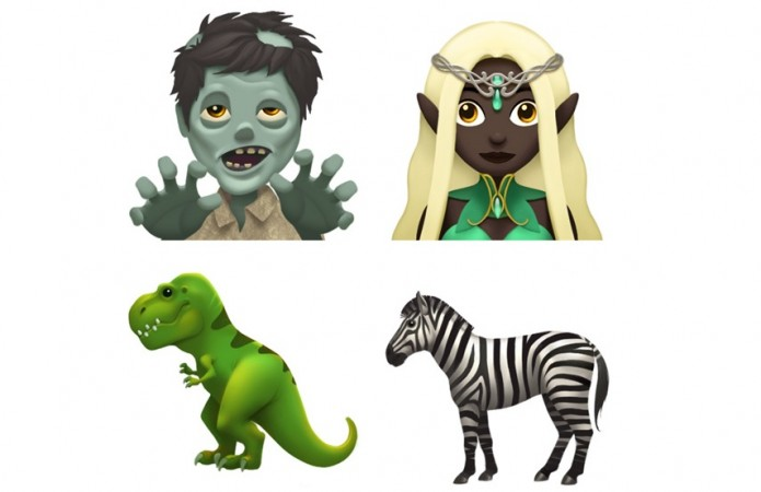 New emoji for iOS, macOS and watchOS