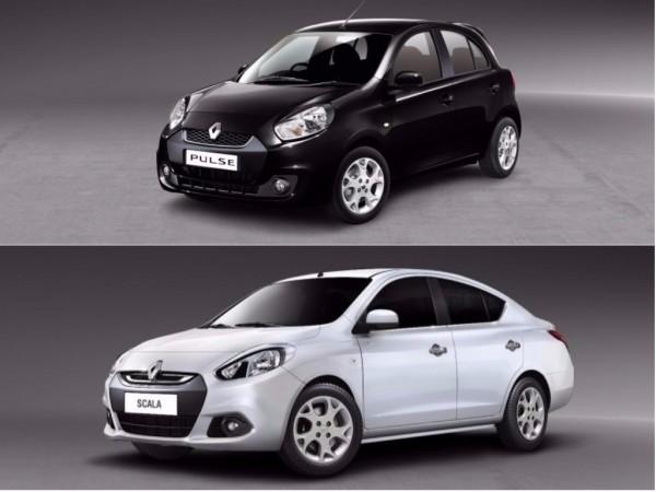 Renault Scala, Renault Pulse, Renault India