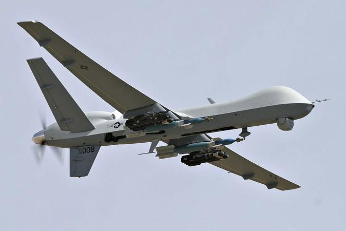 General Atomics MQ 9 Reaper Drone