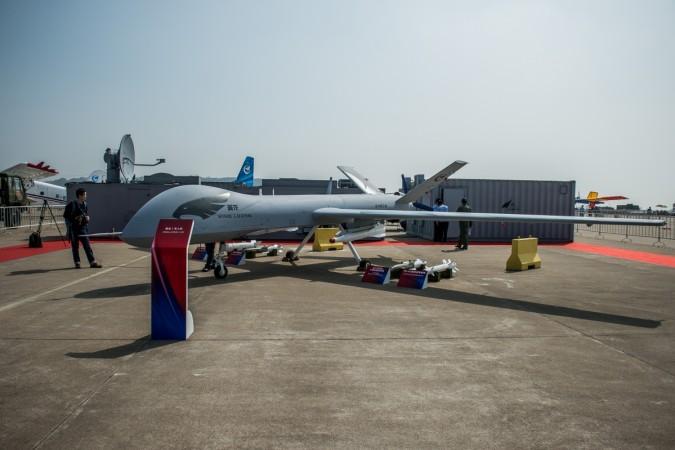 China military drone