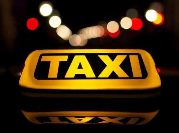 Taxi drivers in Delhi