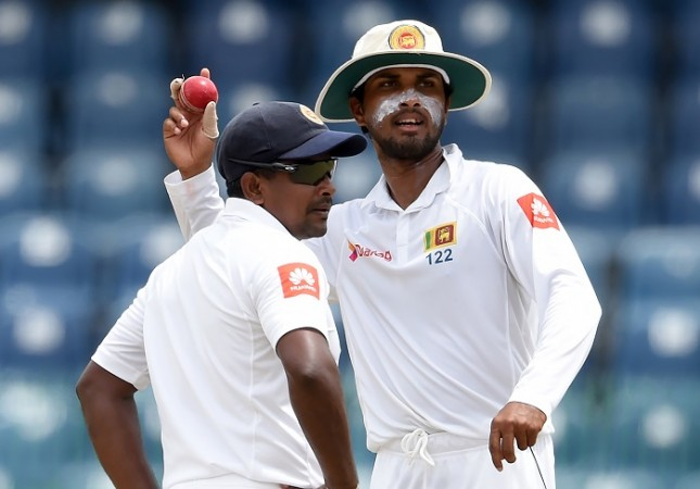 Rangana Herath, Dinesh Chandimal, Sri Lanka, India, first Test