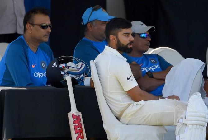 Virat Kohli, Ravi Shastri, India, Test series, schedule