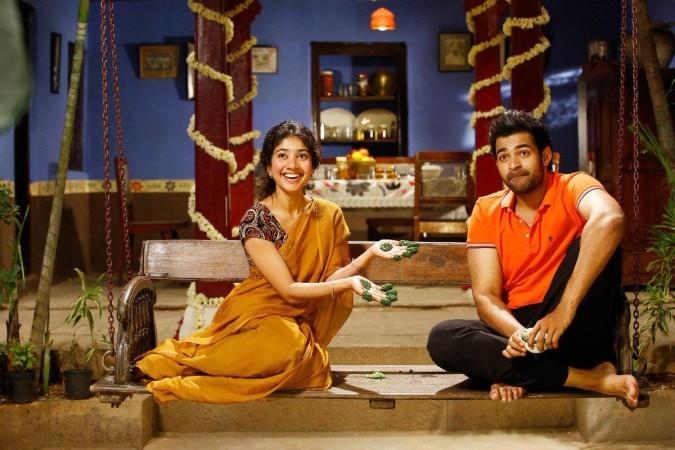 Varun Tej and Sai Pallavi in Fidaa
