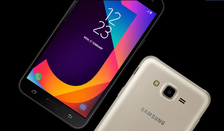 Samsung Galaxy J7 Nxt as seen on Samsung website