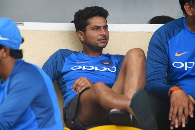 Kuldeep Yadav, India, Sri Lanka, 1st Test, Galle