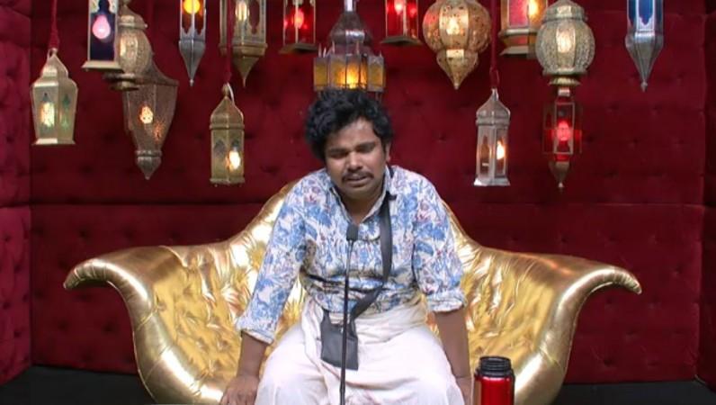 Sampoornesh Babu in Bigg Boss Telugu house