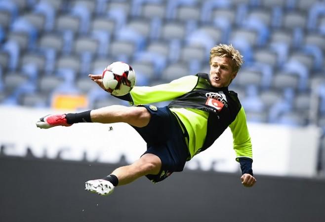 Emil Forsberg, Sweden, RB Leipzig, Manchester United, transfer news