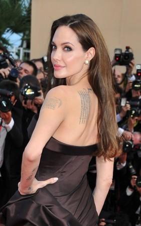 Angelina Jolie, Bell's Palsy, disorder,