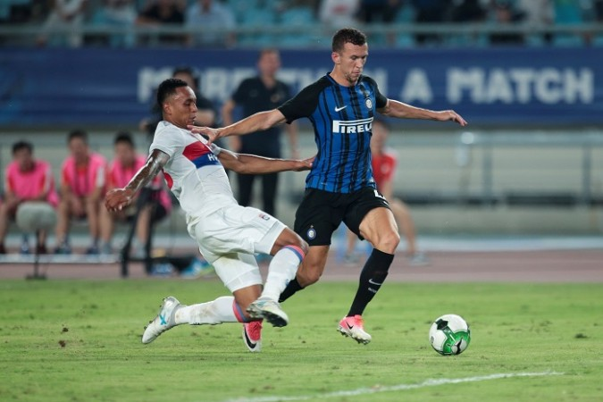 Ivan Perisic, Inter Milan, Kenny Tete, Lyon, International Champions Cup