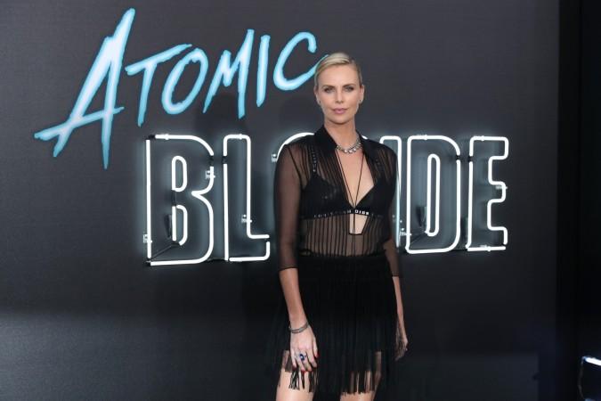 Atomic Blonde charlize theron