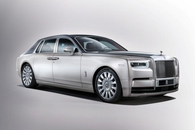 2018 Rolls-Royce Phantom