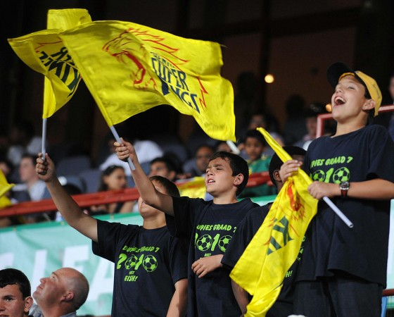 Chennai Super Kings fans