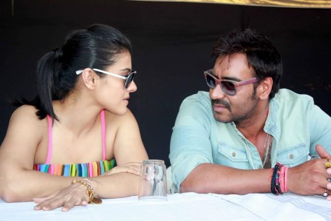 Kajol, Ajay Devgn