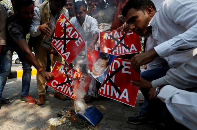 Chinese goods boycot
