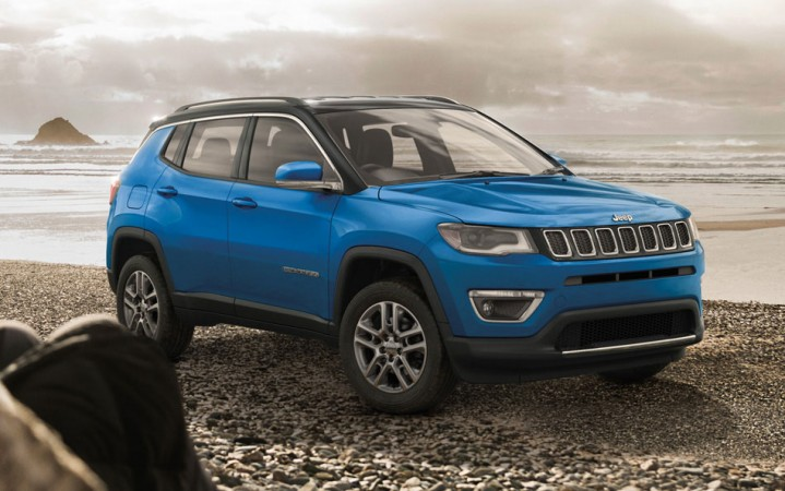 Jeep Compass Gets A Head Start In India Initial Sales Numbers Say