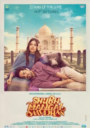Shubh Mangal Savdhaan, Shubh Mangal Savdhaan trailer