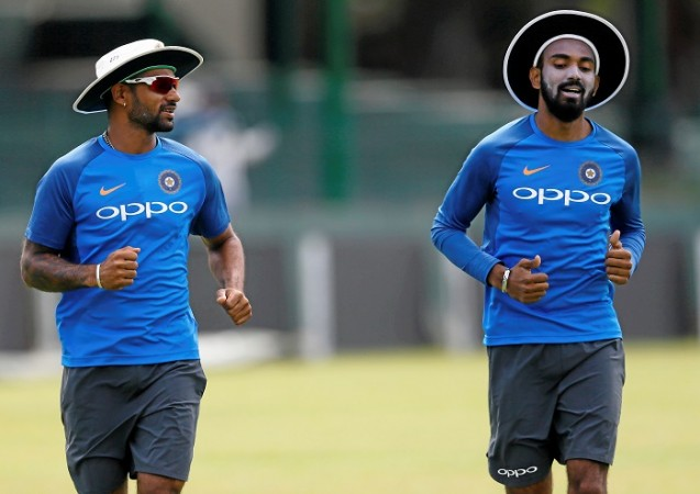 KL Rahul, Shikhar Dhawan, India, Sri Lanka, 2nd Test