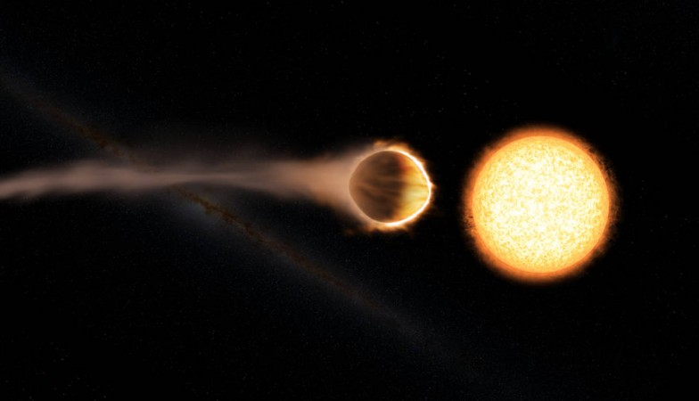 Astroboffins score a first by spotting traces of helium on an exoplanet