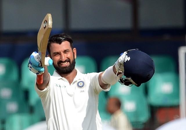 Cheteshwar Pujara, India, Sri Lanka, 2nd Test, Day 1