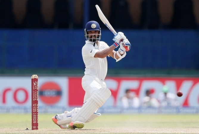 Ajinkya Rahane, India, Sri Lanka, 2nd Test, day one