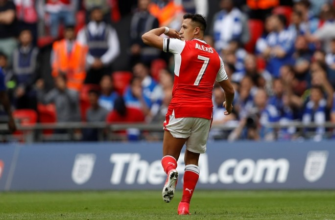 Alexis Sanchez, Arsenal,