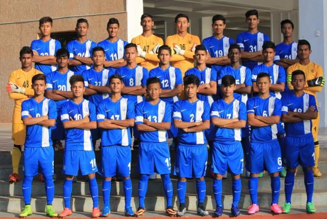 indian football, u17 world cup