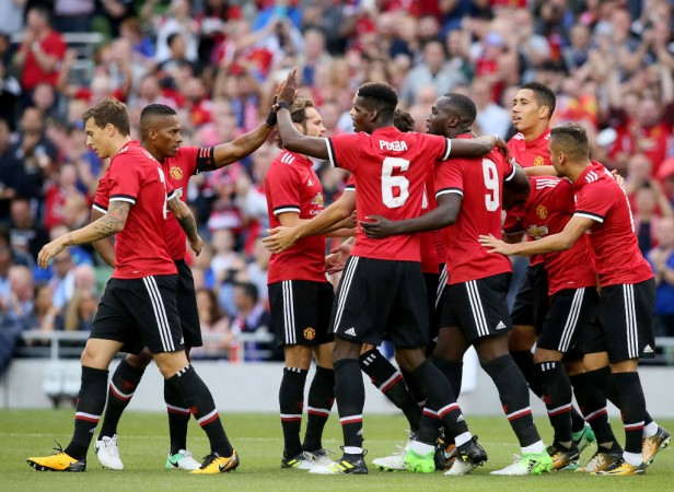 Manchester United, Super Cup, Real Madrid