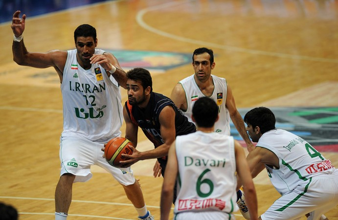 Vishesh Bhriguvanshi, Asia Cup, India vs Iran basketball