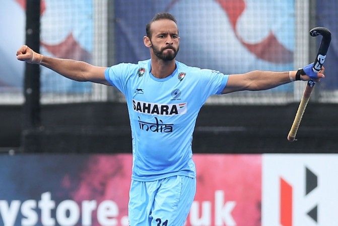 Ramandeep Singh, India hockey, India vs Belgium